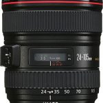 Canon EF 24-105mm f/4L IS lens